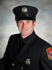Thoms is Canton's Firefighter of the Year.