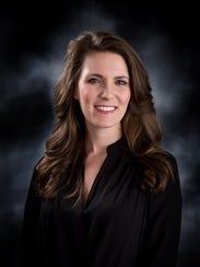 Hattiesburg optometrist Meagan Sumrall Lott