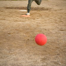 Kickball.