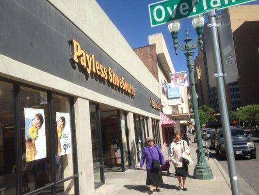 Payless Closing 4 El Paso Shoe Stores