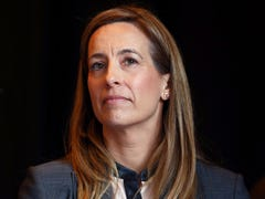 Mikie Sherrill and other women 'appalled' by Donald Trump make record run for Congress
