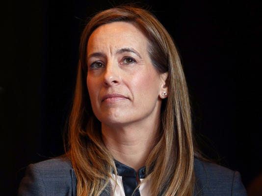 Mikie Sherrill 'appalled' by Donald Trump; fueled to run ...