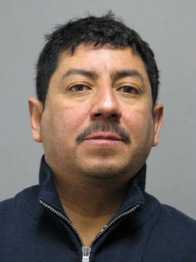 Police arrested Rene Reyes-Morales, 43, of Woodbridge,