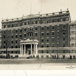 Retro | 1924 hospital becomes government site