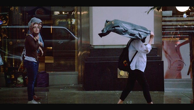 """The 61-minute video """"STREET"""" by James Nares offers a slow motion, anthropological view of everyday life in New York City. The video is on view at the Milwaukee Art Museum through April 16."""