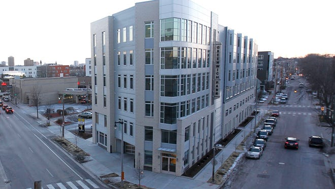Greenwich Park apartments, which just opened on Milwaukee's east side, rents most of its units at below-market rates.