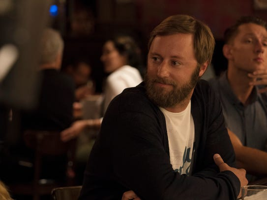 "Ethan (Rory Scovel) is attracted to Renee in ""I Feel"