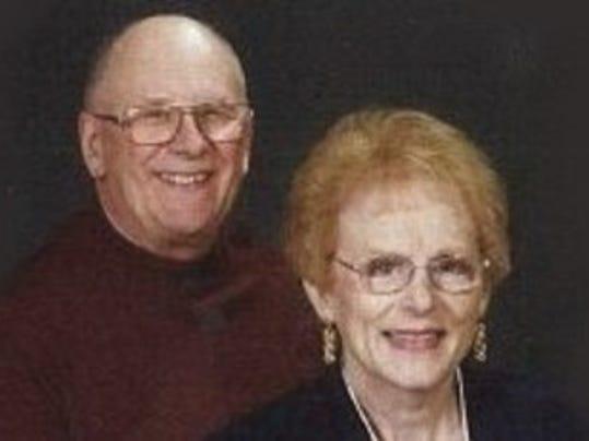 Anniversaries: Eugene Gordon & Elaine Leonard - Gordon