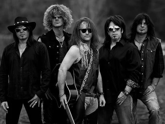 Bon Jovi Tribute Band Steelhorse