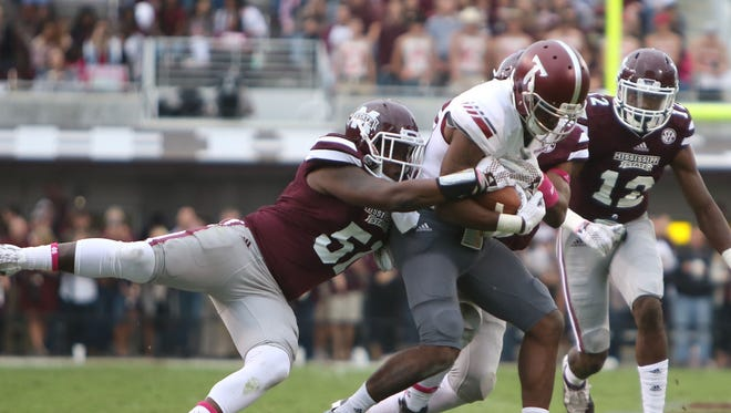 Mississippi State viper Will Coleman ranks No. 15 on The Clarion-Ledger's list of the most important Bulldogs.