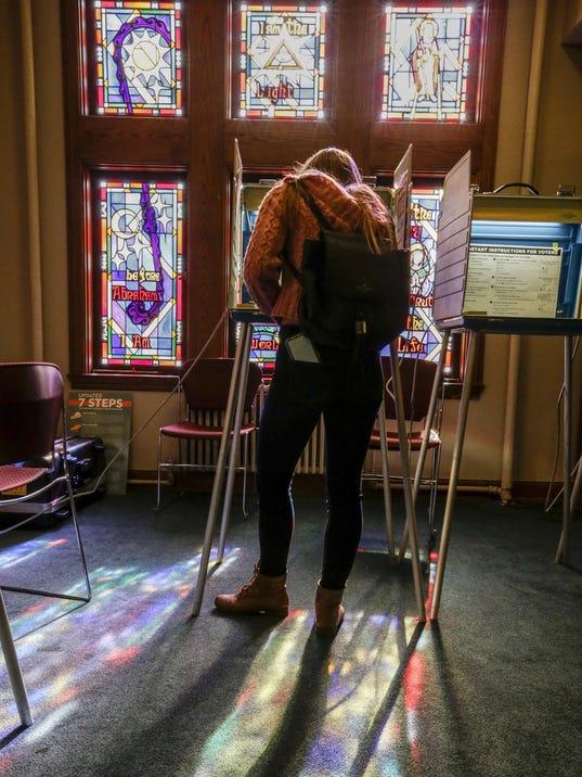 APTOPIX 2016 Election America Votes