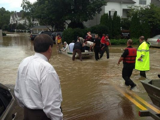 Southaven flooding