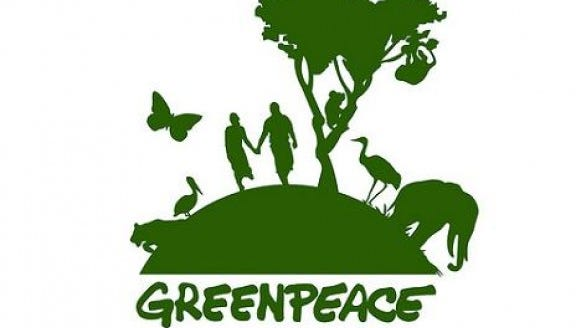 """According to its official website, """"Greenpeace is the leading independent campaigning organization that uses peaceful protest and creative communication to expose global environmental problems and to promote solutions that are essential to a green and peaceful future."""""""