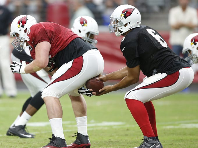 The Cardinals have produced an updated depth chart