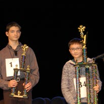 Cotter student wins county spelling bee
