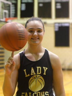 Maddie Lawrence, a sophomore at Winchester, returns after being named the Tri-Eastern Conference Player of the Year as a freshman.