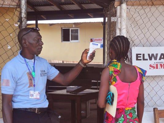 AP LIBERIA WEST AFRICA I LBR