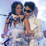 Prince and Sheila E. reunited onstage in June 2007.