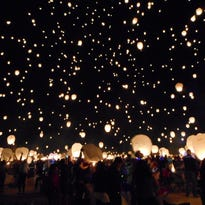Heavy rainfall prompts organizers to cancel The Lantern Fest on Memorial Day weekend
