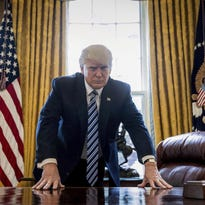 Trump touts executive orders he once lambasted