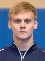 Aaron Rump, Chambersburg wrestling