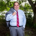 Attorney Sam Fisher,  running for Cape Coral City Council.