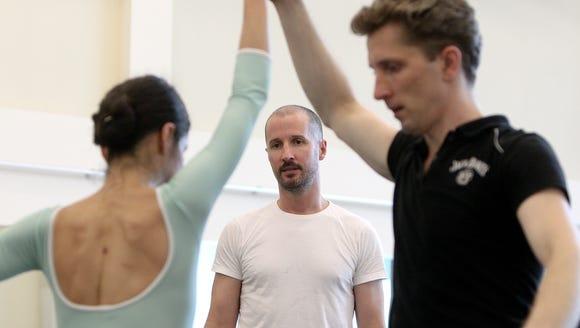Louisville Ballet Artistic Director Robert Curran,