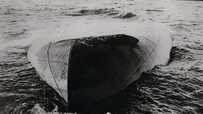 The Charles S. Price became ?The Mystery Ship? after it capsized in the Great Storm of 1913, keeping its identity a secret for a number of days after the murderous storm.