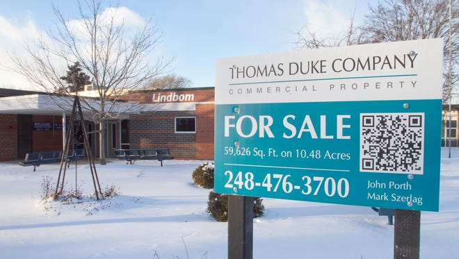 The sale of Brighton Area Schools' Lindbom Elementary School has been closed.