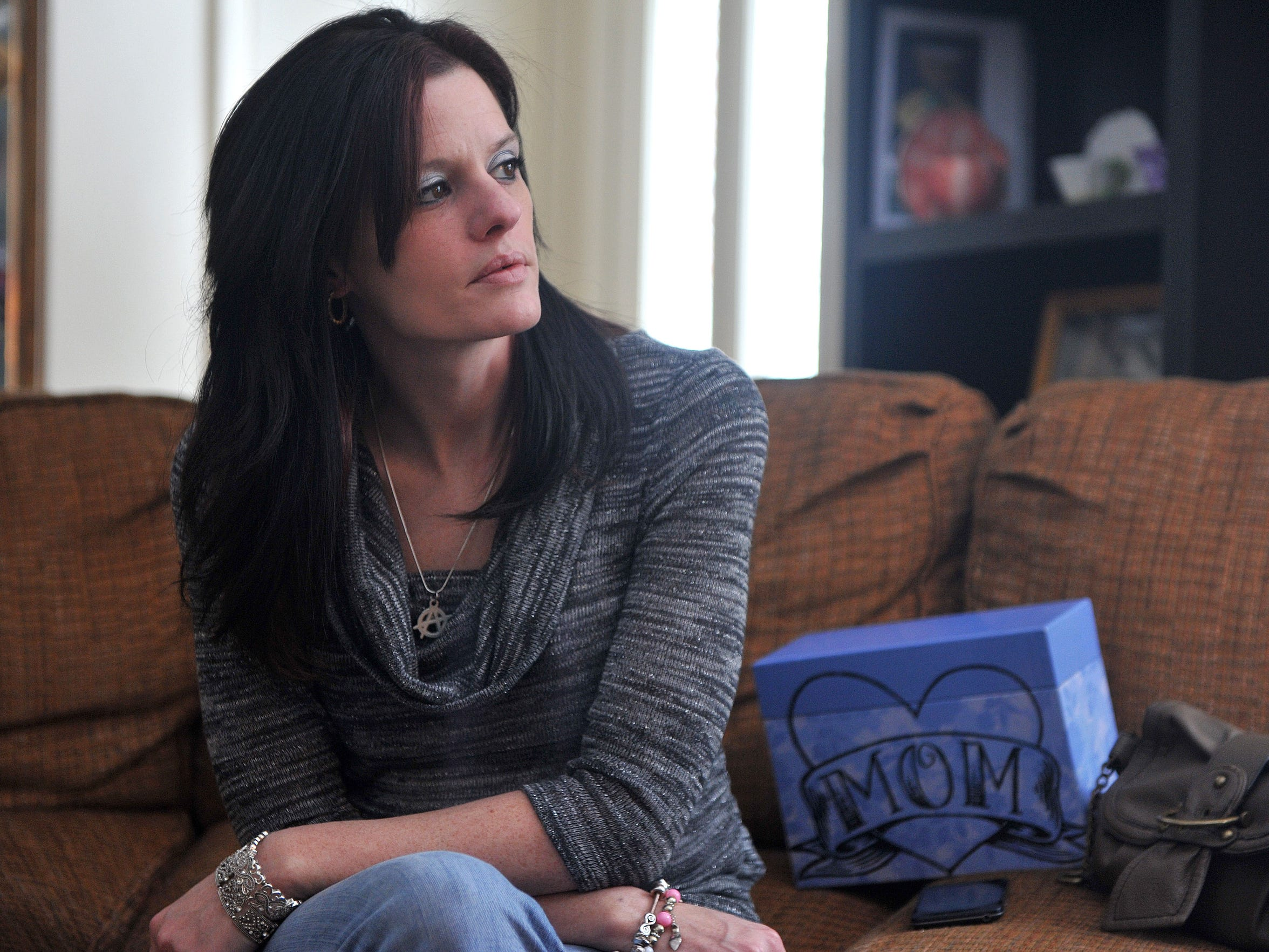Kristen Shearer remembering her mother, Linda Perry,