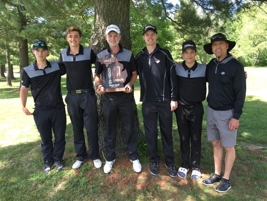 For the third year in a row, Plymouth won the D1 regional