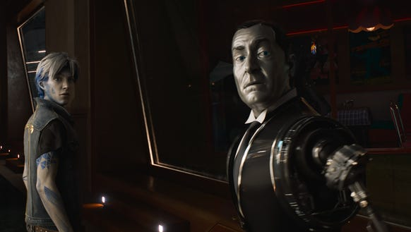 """The """"Thank You, Jeeves!"""" valet returns to """"Ready Player"""
