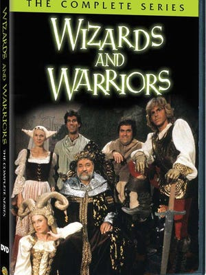 The short-lived '80s fantasy-comedy 'Wizards and Warriors' was released on DVD this week.