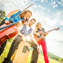 The Accidentals will perform at Kellogg Arena Sept. 30.