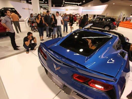 Orlando Auto Show >> Central Florida International Auto Show Rolls Into East Orlando Thursday