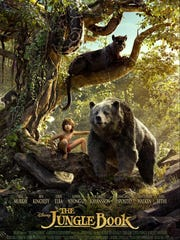 """Disney's """"The Jungle Book,"""" opens nationwide on April"""