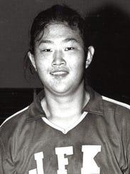 Helen Pak Sport: Volleyball, basketball School: John