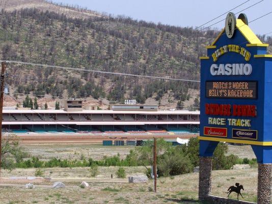 Ruidoso Downs Race Track & Casino.
