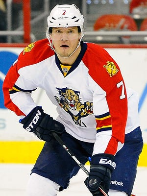 Dmitry Kulikov became a trade candidate when the Panthers signed pending free agent defenseman Keith Yandle to a seven-year deal worth an average of $6.35 million per season.