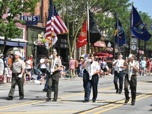 MTO 1 fourth of july parade