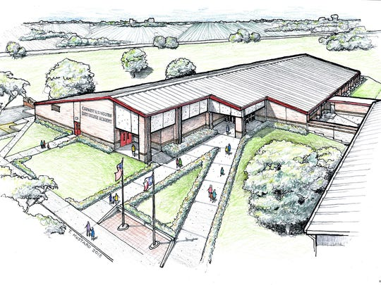 Last year, Premont voters approved a $10.6 million bond project that will help build the new elementary school, cover minor improvements to the high school and a new football stadium.