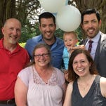 'Property Brothers' make over home of young Williamson County widow