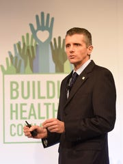 Cigna CEO and president David Cordani is shown in December