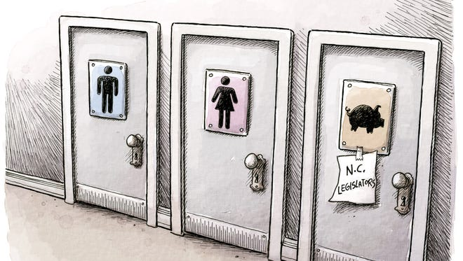 NC bathroom bill