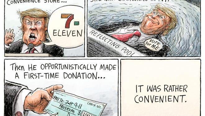 Trump 7-Eleven