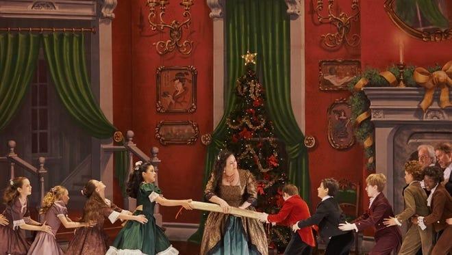"Pas De Vie Ballet will present its 30th season production of ""The Nutcracker"" this month"