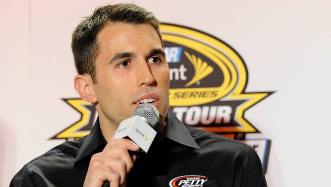 Aric Almirola has three top-fives in 77 Sprint Cup races with Richard Petty Motorsports.