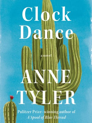 """Clock Dance"" by Anne Tyler."