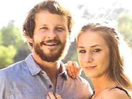 Kristin Cotton Goree and Curtis Kevin Crocker engagement