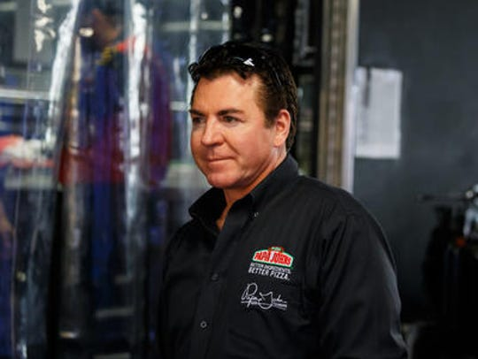 Papa John's founder John Schatter was fired after using